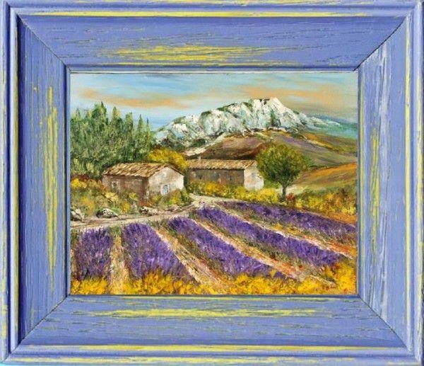 Les plus beaux tableaux de peintres for Cadre pour tableau peinture